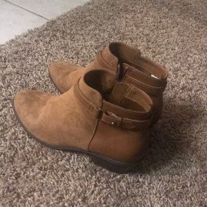 Cute booties from Old Navy